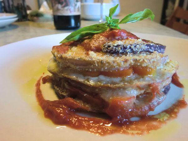 eggplant&parmesan